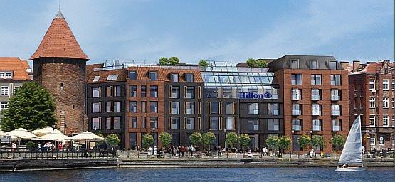Hilton Gdańsk będzie trzecim hotelem tej marki w Polsce.