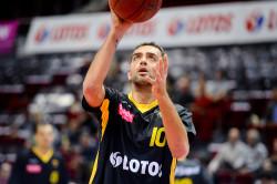 Jednym z nowych radnych został Marcin Stefański, koszykarz, kapitan Trefla Sopot.