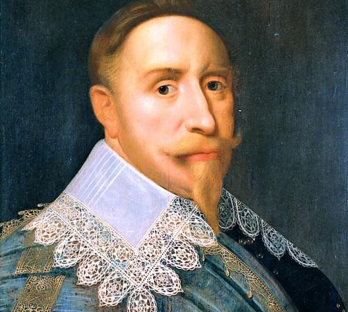 Król Szwecji Gustaw II Adolf