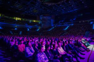 Fani muzyki filmowej wypełnili widownię Ergo Areny niemalże do ostatniego miejsca.