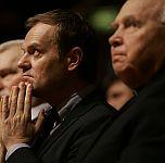 Arcybiskup zawsze dobrze czuł się wśród polityków...