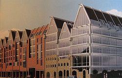 Z zapowiedzi prezesa Labaro Polska wynika, że najbliższy realizacji jest kompleks hotelowo-apartamentowy przy ul. Chmielnej w Gdańsku. Powstanie tu hotel sieci NH Hotels ze 119 pokojami i 73 apartamenty.