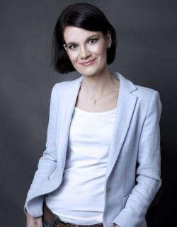 Katarzyna Gruszecka-Spychała.