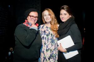 Sopocki Teatr Muzyczny Baabus Musicalis istnieje dzięki pracy non-profit trzech jego założycielek (od lewej) Magdy Adamowskiej, Izabeli Sokołowskiej-Boulton i Jadwigi Kościk vel Jagody Jagson.