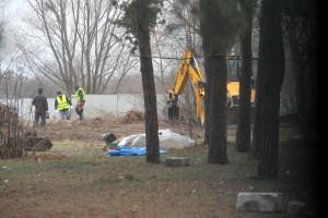 Szczątki znalezione na terenie cmentarza w Brzeźnie zostaną przeniesione do masowej mogiły na Cmentarzu Łostowickim.
