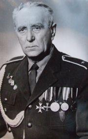 Władysław Deik - obrońca Westerplatte, autor odnalezionego napisu