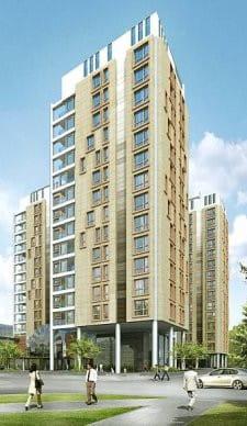 Dopiero po kilku miesiącach inwestor przyznał rację mieszkańcom, którzy od początku twierdzili, że architektura Quattro Towers przypomina osiedla budowane w Polsce 30 lat temu.