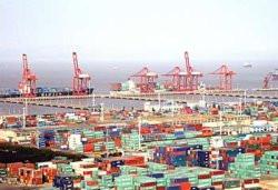 ...z władzami chińskiego portu w Ningbo.