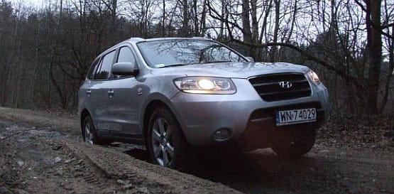Hyundai Santa Fe - przykład udanego koreańskiego SUV-a