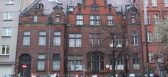 Ciekawą pamiątkę po Polakach z Wolnego Miasta Gdańska znaleziono wczoraj w budynku przy ul. Nowe Ogrody 7 w Gdańsku