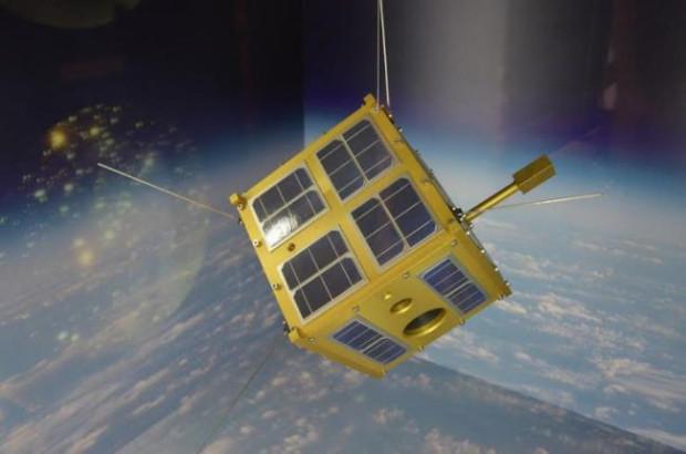 Satelita Heweliusz wyruszył w przestrzeń kosmiczną w sierpniu 2014 r. Zostanie tam przez kilka kolejnych lat.
