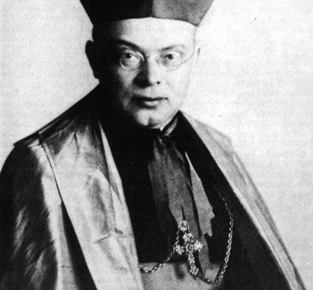 Biskup Edward O'Rourke
