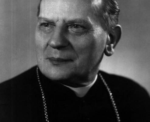 Biskup Lech Kaczmarek