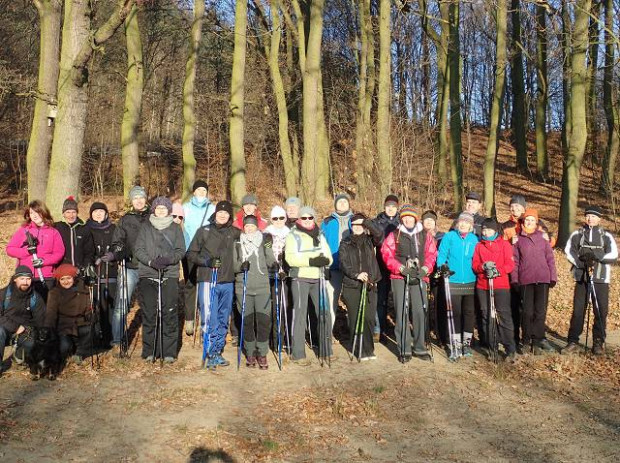 Kolejne otwarte treningi nordic walking już w najbliższą niedzielę oraz 18 stycznia