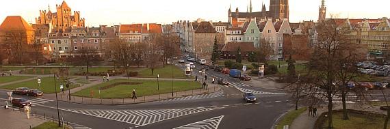 Podziemny parking powstanie między innymi pod Placem Kobzdeja w Gdańsku.
