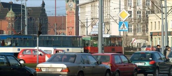 Czy gdy tramwaje wyprą z centrum Gdańska autobusy, zmniejszą się korki w Śródmieściu?