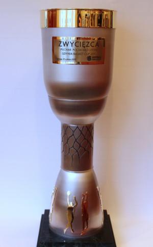 Trofeum dla zwycięzcy Pucharu Polski.