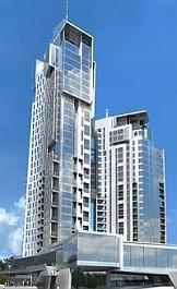 Gdynia: Sea Towers  Sea Towers powstają przy Nabrzeżu Prezydenta. Wyższa z dwóch wież będzie liczyła 138 m. Najwyższe mieszkanie znajdą się na 32 kondygnacji, czyli na wysokości 112 m n.p.m. Deweloperem tego budynku jest gdyńska firma Invest Komfort. Kompleks będzie gotowy za półtora roku.