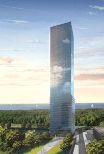 202 metry wysokości, doskonała lokalizacja i pretensjonalna nazwa - taki będzie Big Boy w 2011 roku.