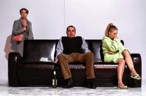 Tego samego dnia w Teatrze Muzycznym zostaną pokazane 'Intymne lęki' przygotowane w Gdańsku.