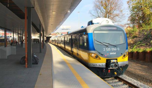 Pociągi SKM 1 kwietnia w godzinach szczytu planowo mają odjeżdżać co 7-8 minut.