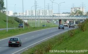 Linia tramwajowa na Chełm, która zacznie powstawać jesienią pobiegnie wzdłuż ul. Armii Krajowej...
