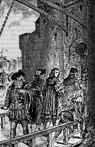Gdy wybrańcy Rady przechodzili przez zwodzony most, Tiedemann Huxer, pod pretekstem, że zapomniał zostawić klucze swemu zastępcy, powrócił do miasta.