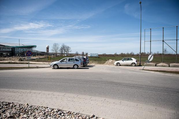 Najpóźniej do końca tego roku z tego miejsca powstanie przedłużenie ul. Słowackiego do terminu T2 na lotnisku.
