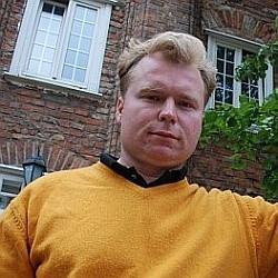 Andrzej Rybicki w kamienicy Gotyk prowadzi izbę poświęconą Mikołajowi Kopernikowi.