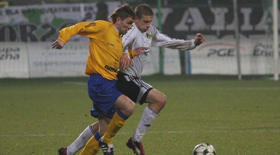 Marcin Wachowicz zagrał po raz pierwszy od grudnia zeszłego roku.