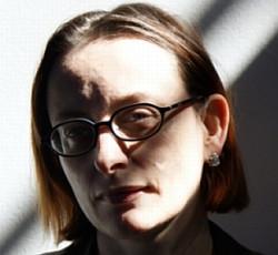 Jadwiga Charzyńska, dyrektor CSW Łaźnia.
