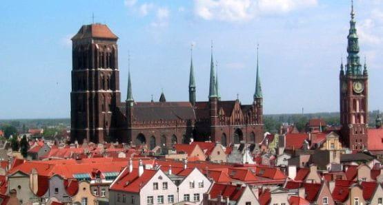 W Bazylice Mariackiej pochowano kilka tysięcy gdańszczan, ale po II wojnie światowej jedynie dwóch.