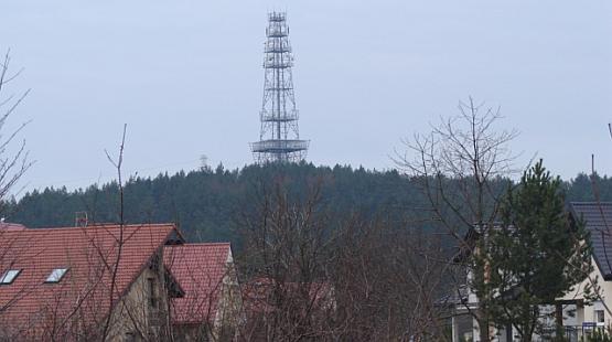"""Wieże widokowe górują nad Trójmiastem. Można je już odwiedzać i z """"jastrzębiej"""" perspektywy podziwiać okolicę. Na zdjęciu wieża na Wzgórzu Donas."""