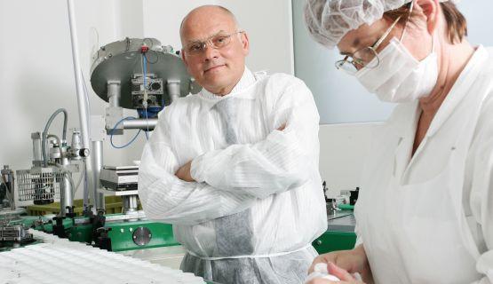 Zenon Ziaja założył firmę ponad 20 lat temu wspólnie z żoną Aleksandrą.