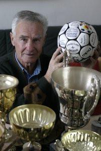 Roman Korynt jako piłkarz święcił sukcesy z Lechią, ale powszechnym szacunkiem cieszy się w całym Trójmieście.