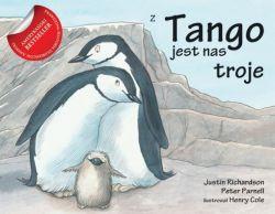 Polskie wydanie amerykańskiego bestselleru o homoseksualnych pingwinach można juz znaleźć na półkach księgarni.