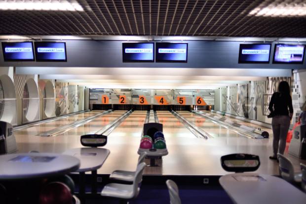Bowling Aquapark reklamuje się jako miejsce spotkań biznesowych.