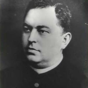 Ksiądz Bronisław Komorowski