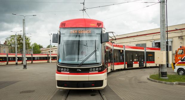 Wszystkie nowe tramwaje będą już wyłącznie dwukierunkowe, tak jak pięć ostatnio zakupionych Pes Jazz Duo.