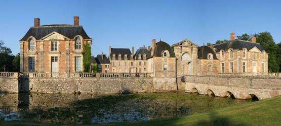 Château de la Ferté Saint Aubin