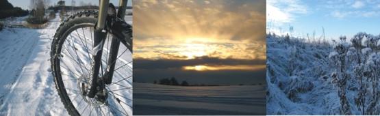 szlaki gminy Studzienice o wiele łatwiej sie pokonuje przy temperaturze poniżej zera, pod warunkiem, że nie ma zbyt wiele śniegu !