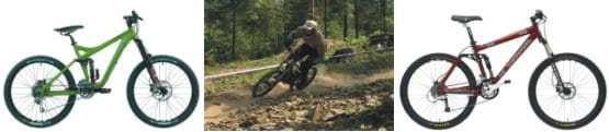 Rowery do freerid`u (FR) i Enduro