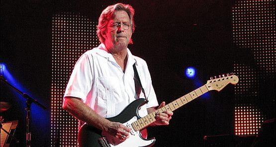 Podczas tegorocznej trasy koncertowej Eric Clapton dał już ponad 20 koncertów.