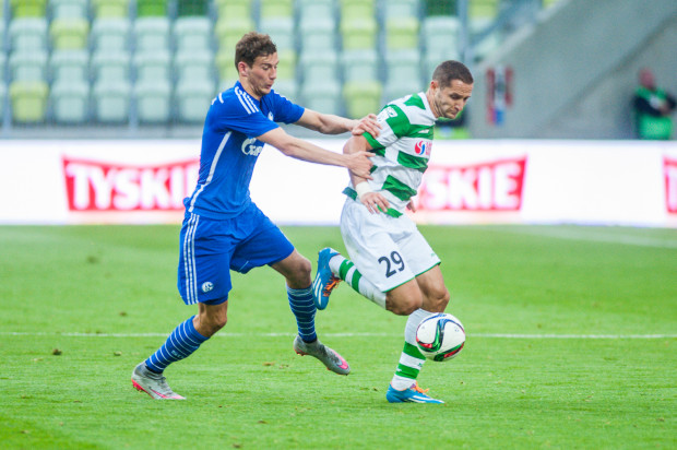 Neven Marković dotychczas wystąpił w Lechii tylko w meczu towarzyskim z Schalke.