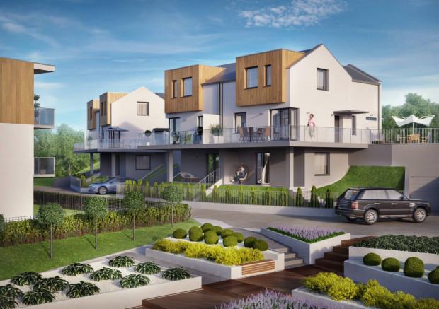 Domy, które powstaną w ramach osiedla Kamienice Malczewskiego 2 będą miały 230 metrów powierzchni. W przyziemiu powstanie nie tylko garaż, ale także pomieszczenie, gdzie właściciele będą mogli realizować swoje hobby. Cena nie jest jeszcze znana.