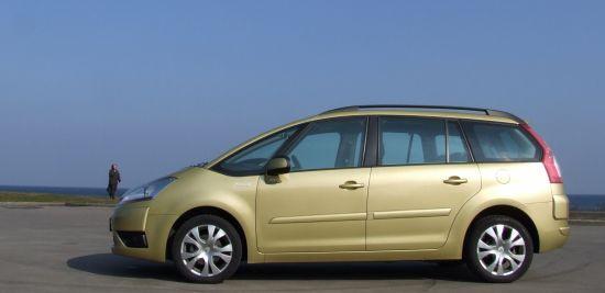 Ten kto powiedział, że Francuzi nie potrafią produkować aut, nigdy nie jechał Citroenem C4 Picasso...
