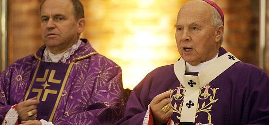 Dwaj najsłynniejsi gdańscy kapłani: ks. Henryk Jankowski, dawny proboszcz parafii Św. Brygidy i abp. Tadeusz Gocłowski, jeszcze przez dwa tygodnie Metropolita Gdański.