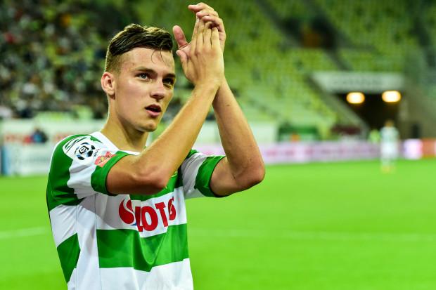 Lukas Haraslin może być lekiem dla Lechii na problemy z napastnikami w tym sezonie. Pytaniem jest, czy trener Jarzy Brzęczek wystawi go w końcu na nominalnej pozycji, a nie w pomocy.