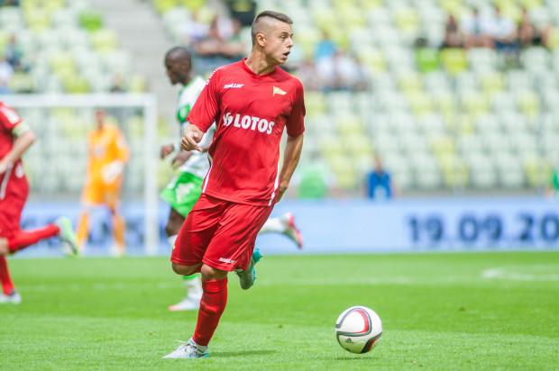 Ariel Borysiuk strzelił pierwszego gola w ekstraklasie od 5 grudnia 2011 roku. Był to szczęśliwy dzień dla defensywnego pomocnika Lechii, gdyż w południe dowiedział się, że ponownie został powołany do reprezentacji Polski.