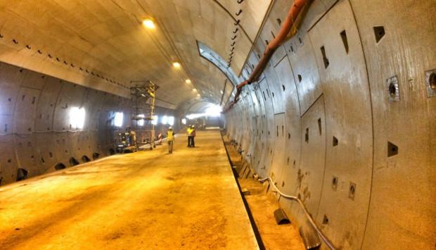 W przyszłym roku mają głównie być kończone dawne inwestycje, jak tunel pod Martwą Wisłą, który oddany zostanie do użytku w kwietniu.